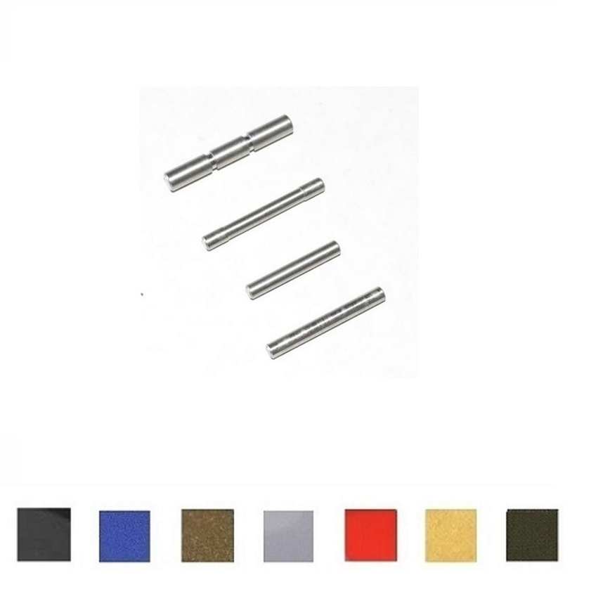 CDS Stainless Steel Pin Kit For Gen 1-5 Glock