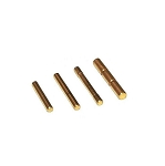 CDS Stainless Steel Pin Kit For Gen 4 Glock's TiN Coated