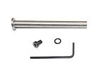 CDS Stainless Steel Guide Rod For Gen 1-3 Glock Models With Black Screw