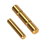 CDS Stainless Steel Gold TiN Coated 2 Pin Kit For Glock G42 G43